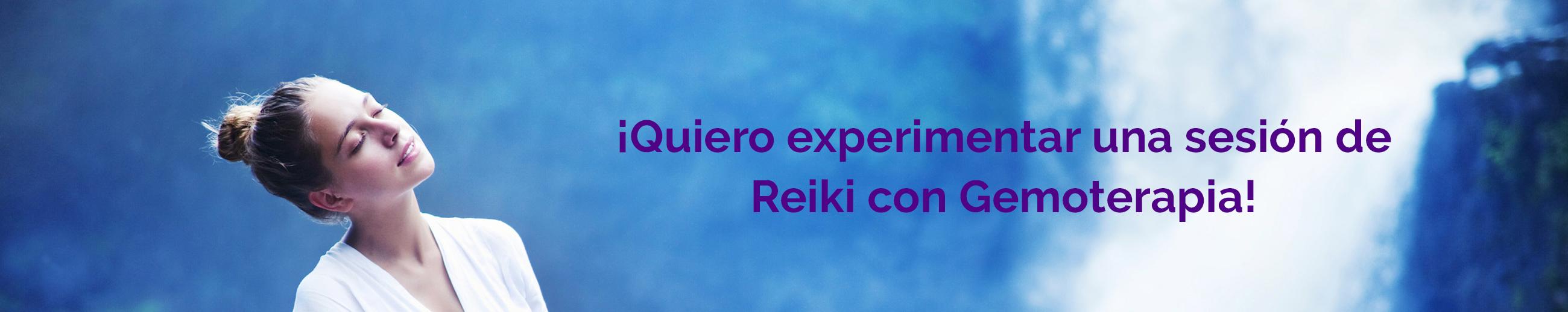 Reiki y Gemoterapia
