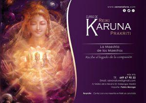 Curso de Reiki Karuna en Madrid