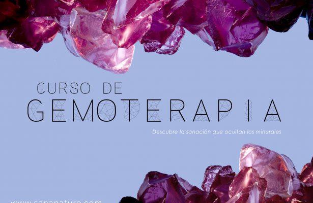 Curso de Gemoterapia Madrid