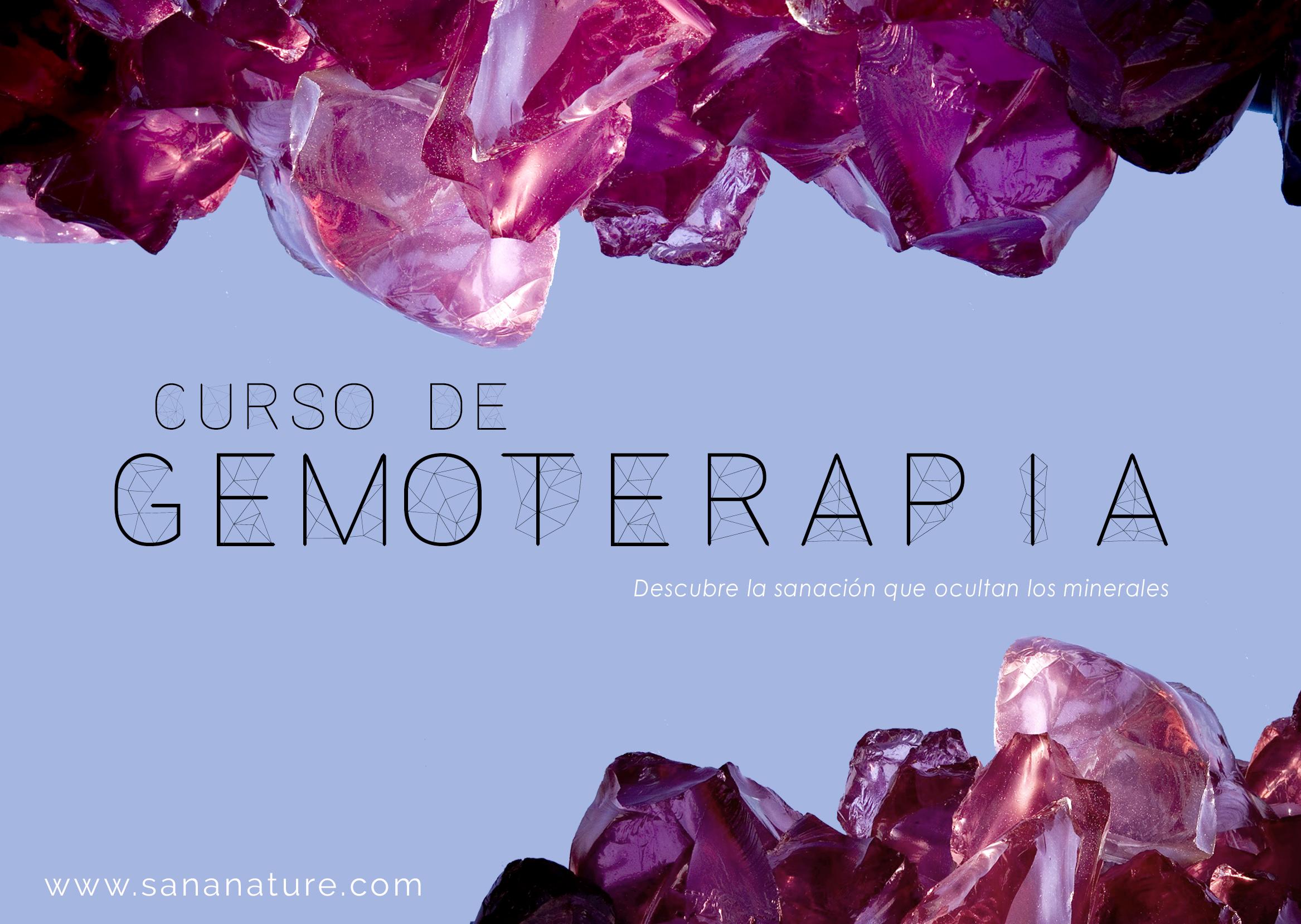 Cursos de Gemoterapia