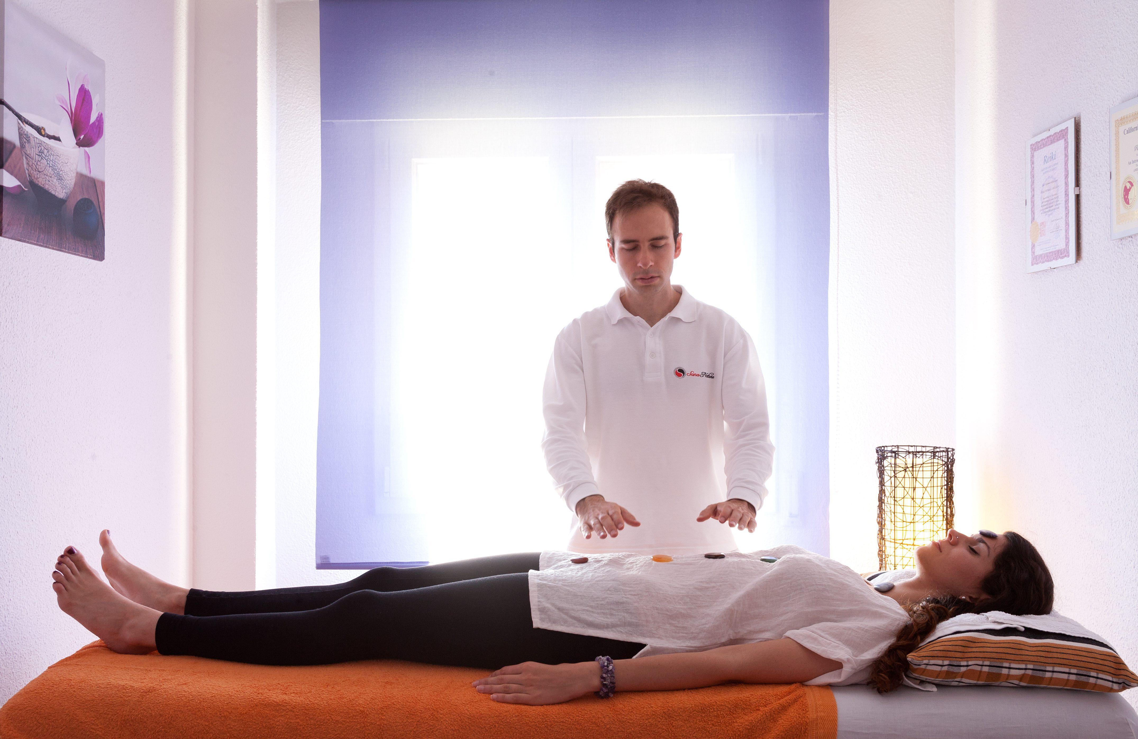 Tratamiento de Reiki Sierra de Madrid