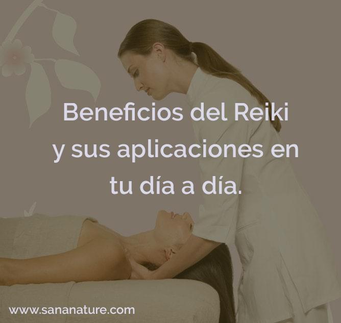 Aplicaciones y Beneficios de Reiki
