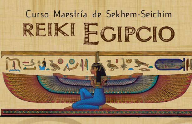 Curso Reiki Egipcio Madrid
