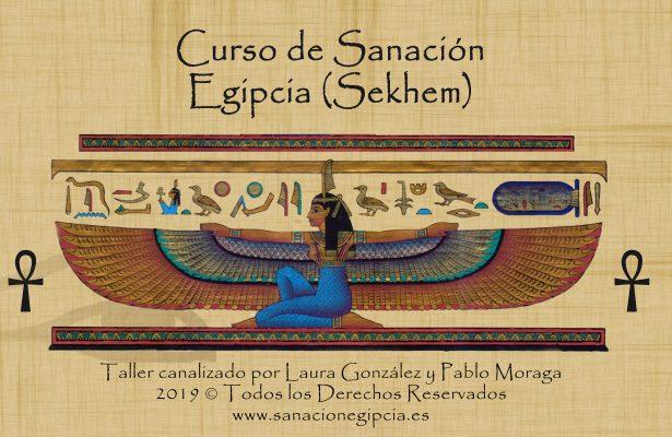 Taller Sanacion Egipcia