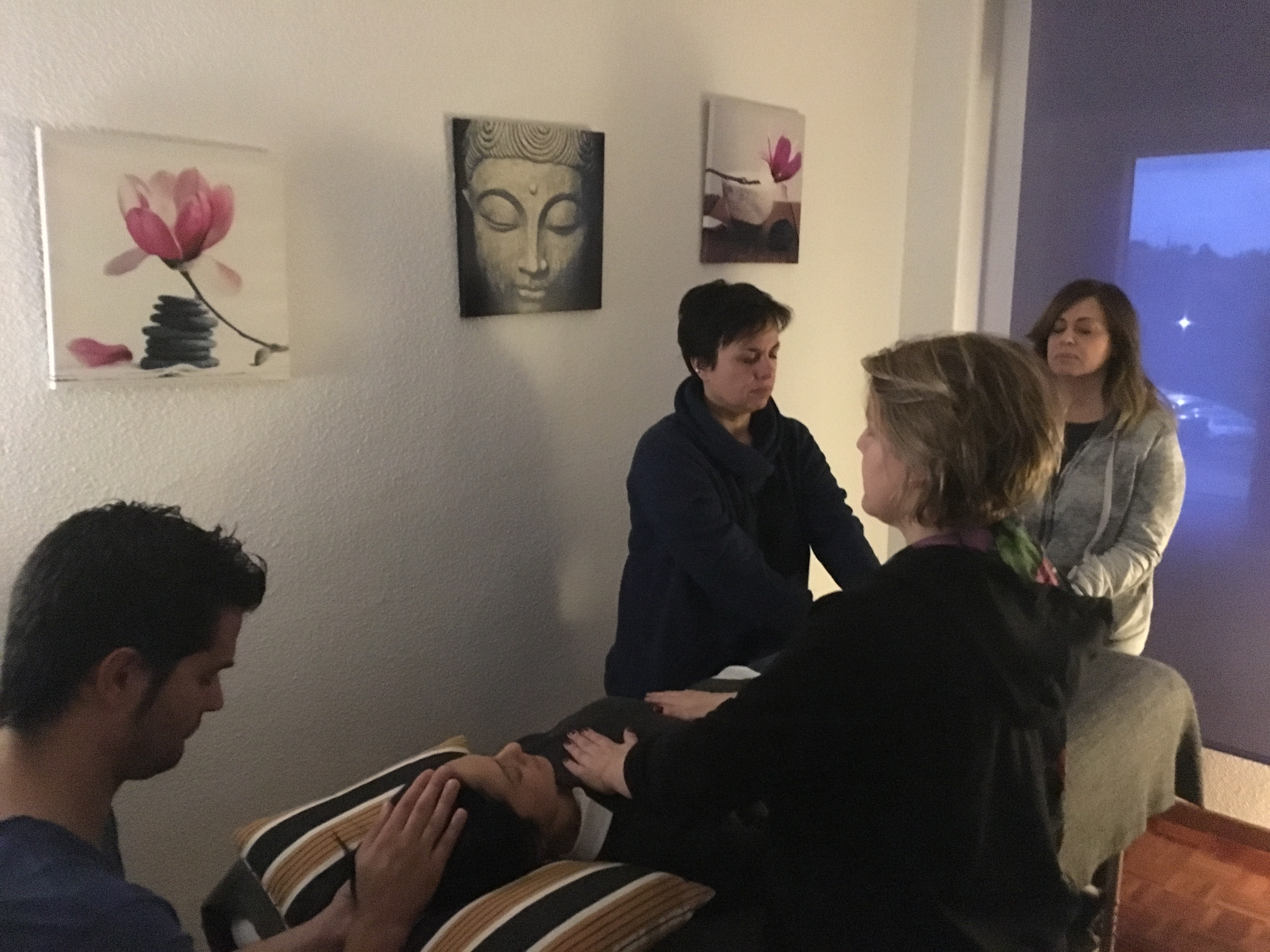 Terapias de Reiki en Noroeste Madrid