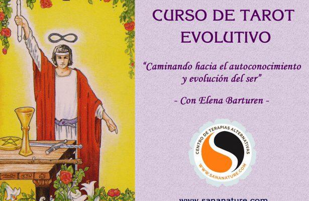 Curso de Tarot Evolutivo en Madrid
