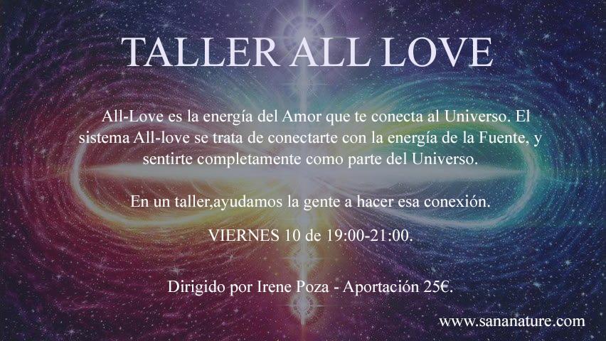 Taller All Love