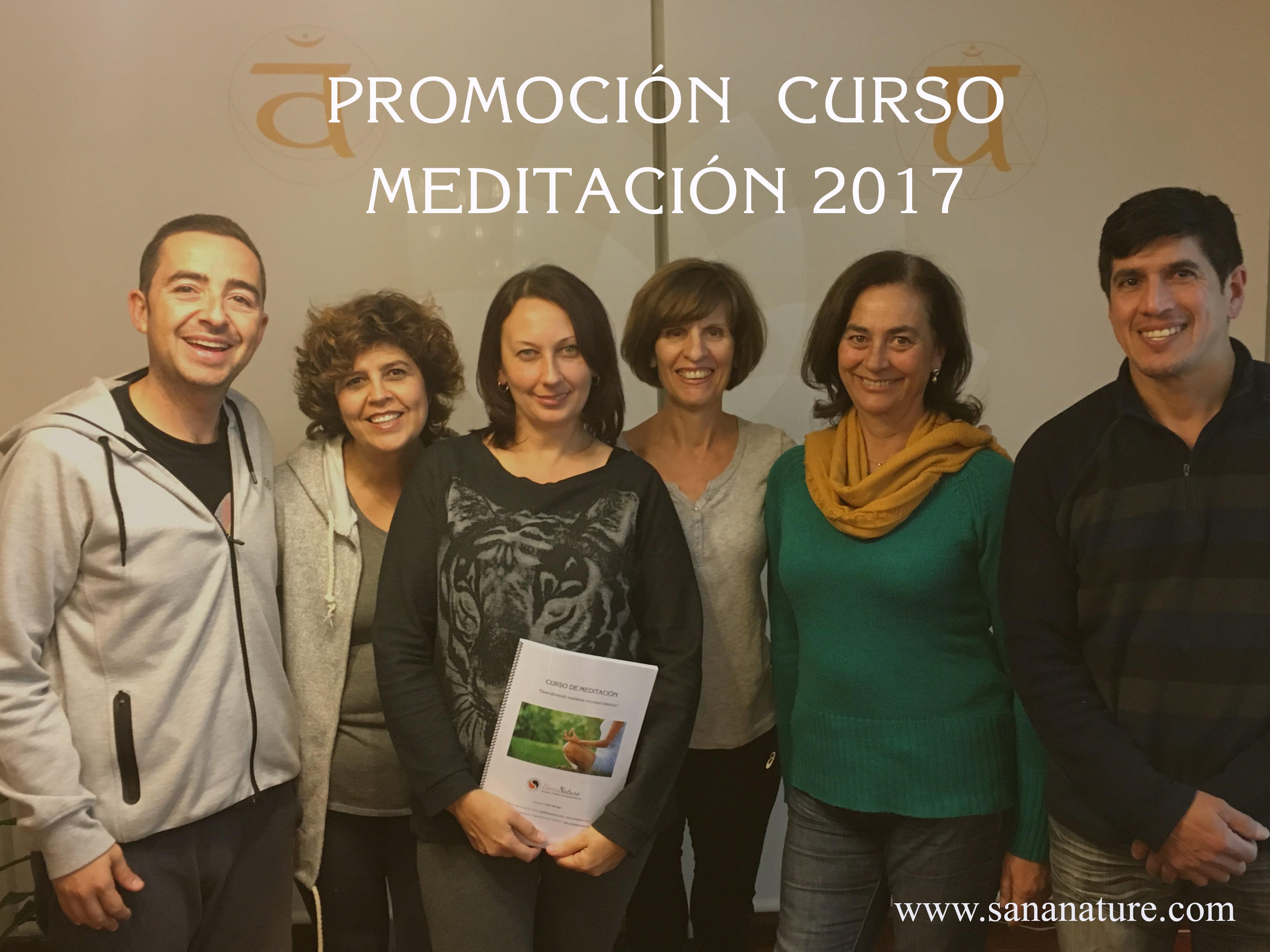 Meditación Galapagar (Sierra Madrid)