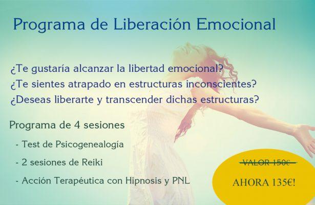Psicoterapia y Liberación Emocional