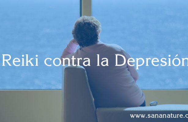 Reiki contra la depresión