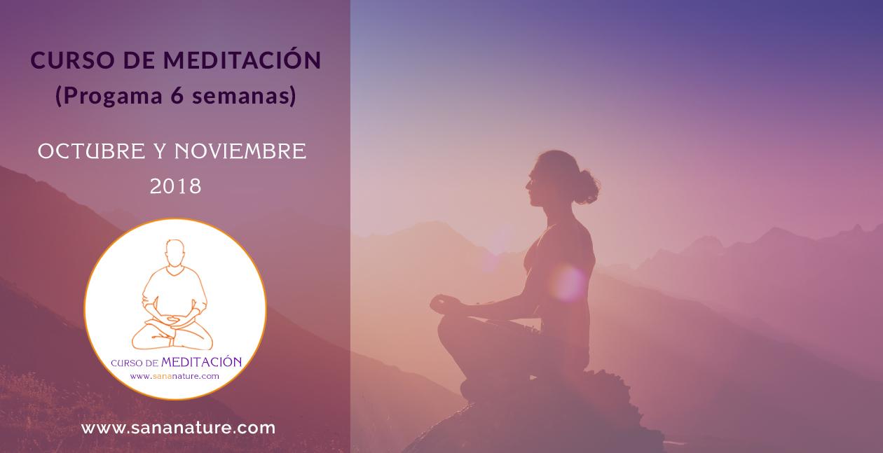 Curso de Meditación Madrid