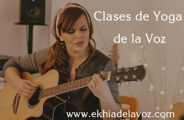 Clases de Yoga de la Voz en Madrid