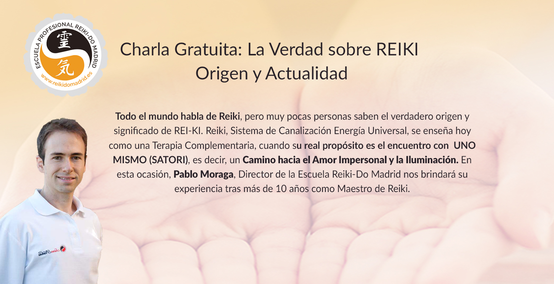 Conferencia sobre Reiki