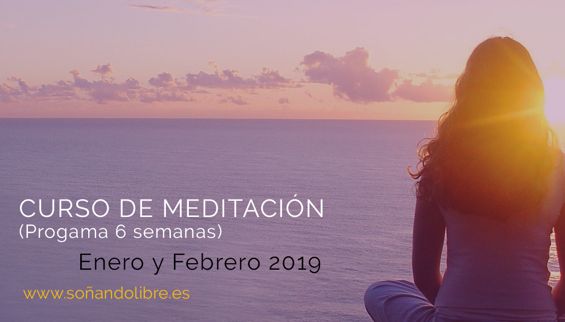 Curso Meditación Sierra de Madrid