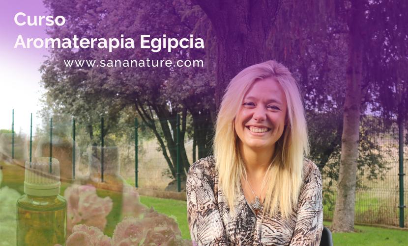 Curso Aromaterapia Egipcia Madrid
