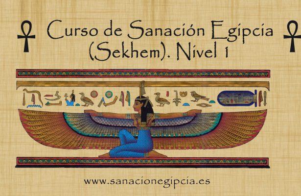 Reiki Egipcio nivel 1
