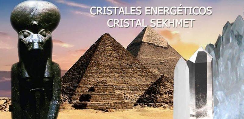 Cristales Sekhmet